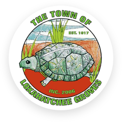 The Town Of Loxahatchee Groves Seal